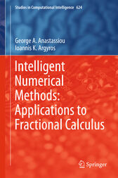 Intelligent Numerical Methods: Applications to Fractional Calculus by George A. Anastassiou