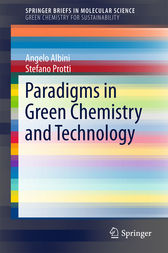 Paradigms in Green Chemistry and Technology by Angelo Albini