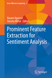 Prominent Feature Extraction for Sentiment Analysis by Basant Agarwal