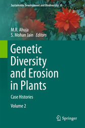 Genetic Diversity and Erosion in Plants by M.R. Ahuja