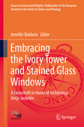 Embracing the Ivory Tower and Stained Glass Windows by Jennifer Baldwin