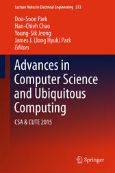 Advances in Computer Science and Ubiquitous Computing by Doo-Soon Park