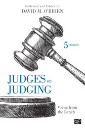 Judges on Judging by David M. O'Brien
