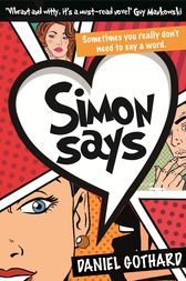 Simon says by Daniel Gothard