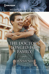 The Doctor's Longed-For Family by Joanna Neil