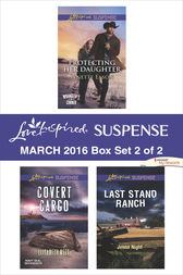 Love Inspired Suspense March 2016 - Box Set 2 of 2 by Lynette Eason