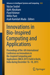 Innovations in Bio-Inspired Computing and Applications by Václav Snášel