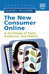 The New Consumer Online by Edward F. McQuarrie