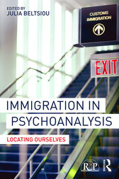 Immigration in Psychoanalysis by Julia Beltsiou