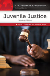 Juvenile Justice: A Reference Handbook, 2nd Edition by Donald Shoemaker