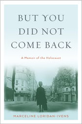 But You Did Not Come Back by Marceline Loridan-Ivens