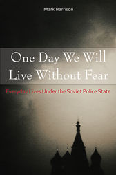 One Day We Will Live Without Fear by Mark Harrison