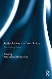 Political Science in South Africa by Peter Vale