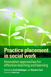 Practice placement in social work by Avril Bellinger