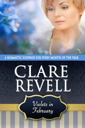 Violets in February by Clare Revell