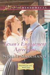 The Texan's Engagement Agreement by Noelle Marchand
