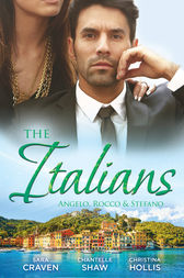 The Italians: Angelo, Rocco & Stefano - 3 Book Box Set by Sara Craven