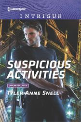 Suspicious Activities by Tyler Anne Snell