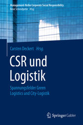CSR und Logistik by Carsten Deckert