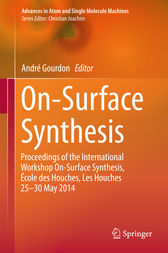 On-Surface Synthesis by André Gourdon