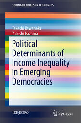 Political Determinants of Income Inequality in Emerging Democracies by Takeshi Kawanaka