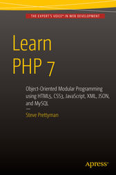 Learn PHP 7 by Steve Prettyman