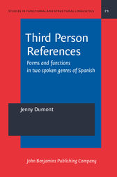 Third Person References by Jenny Dumont