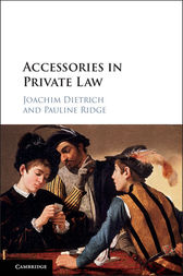 Accessories in Private Law by Joachim Dietrich