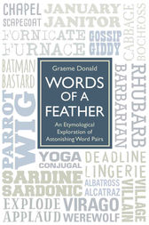 Words of a Feather by Graeme Donald