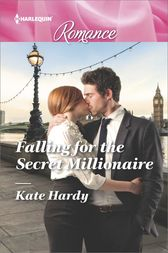 Falling for the Secret Millionaire by Kate Hardy