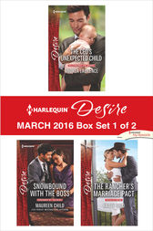 Harlequin Desire March 2016 - Box Set 1 of 2 by Andrea Laurence