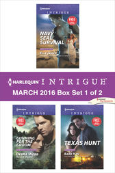 Harlequin Intrigue March 2016 - Box Set 1 of 2 by Elle James