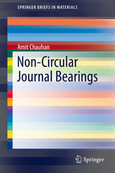 Non-Circular Journal Bearings by Amit Chauhan