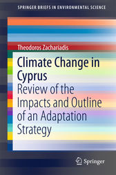 Climate Change in Cyprus by Theodoros Zachariadis