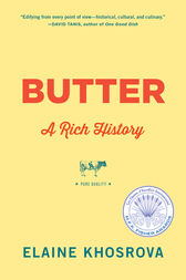 Butter by Elaine Khosrova