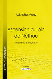 Ascension au pic de Néthou by Adolphe Mony