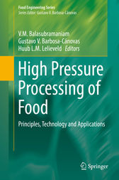 High Pressure Processing of Food by V.M. Balasubramaniam