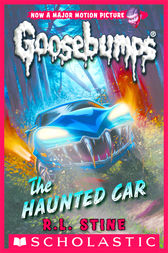 The Haunted Car by R.L. Stine