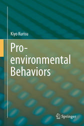 Pro-environmental Behaviors by Kiyo Kurisu