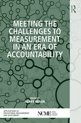 Meeting the Challenges to Measurement in an Era of Accountability by Henry Braun