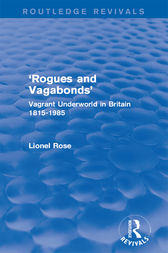 'Rogues and Vagabonds' by Lionel Rose