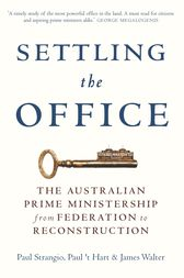 Settling the Office by Paul Strangio