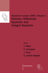 Ordinary Differential Equations and Integral Equations by C. T. H. Baker