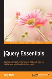 jQuery Essentials by Troy Miles