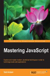 Mastering JavaScript by Ved Antani