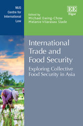 International Trade and Food Security by Michael Ewing-Chow