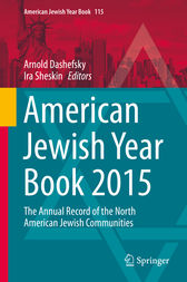American Jewish Year Book 2015 by Arnold Dashefsky