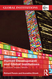 Human Development and Global Institutions by Richard Ponzio