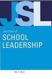 Jsl Vol 3-N6 by JOURNAL OF SCHOOL LEADERSHIP