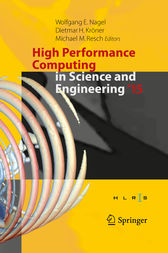 High Performance Computing in Science and Engineering ´15 by Wolfgang E. Nagel